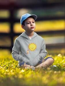 Sun Melting An Ice Cream Hoodie -Image by Shutterstock