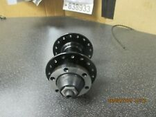 disc hub (6 bolt), Qr style , 32h , 135mm, 10 speed, Exc