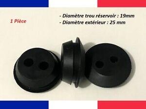 Passe Durite 2 Trous Joint De Réservoir pour Tronçonneuse Débroussailleuse