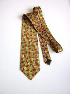 Gregory 100% Silk Made IN Italy Genuine Original