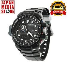 CASIO G-SHOCK GWN-1000B-1AJF GULFMASTER Triple Sensor Ver.3 JAPAN GWN-1000B-1A