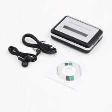 Tape to PC USB Cassette & MP3 CD Converter Capture Digital Audio Music Player JR
