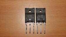 2SA1908 2SC5100 (A1908 C5100) Silicon Triple Diffused Planar Transistor (Pair)