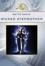 WICKED STEPMOTHER (1989 Bette Davis)  - Region Free DVD - Sealed