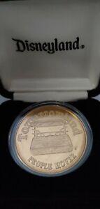 Disneyland Tomorrowland Coin
