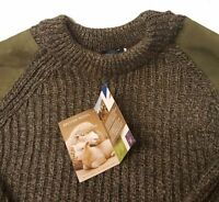 House of Tweed Field-Sports Wool Jumpers (Hunting, Fishing, Agriculture)