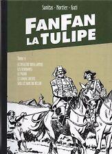 FANFAN LA TULIPE Tome 1. Nortier et Gaty. Ed. Taupinambour 2008. état neuf