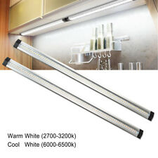 AU Under Cabinet Cupboard LED Lamp Induction Light &Switch Home Kitchen