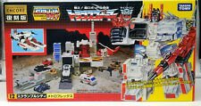 TAKRA/TOMY TRANSFORMERS ENCORE SPECIAL #12 METROPLEX *COMPLETE* AUTHENTIC