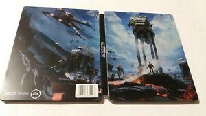 ❤BRAND NEW & UNUSED❤ Star Wars Battlefront ltd edition steel box Steelbook ❤PS4❤