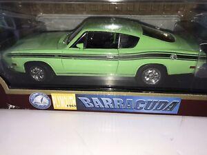 Diecast 1969 Plymouth Barracuda