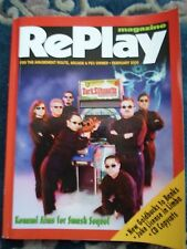 coin-op Amusements feb 2000 REPLAY MAGAZINE:vol 15 number5