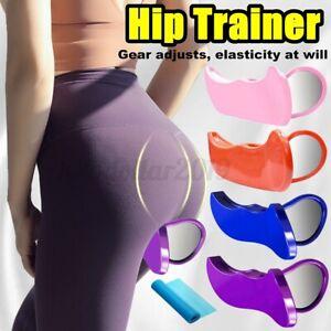 Damen Hip Trainer Gesäßheber Inner Oberschenkel Beckenboden Muscle Exerciser +B