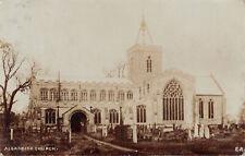 R305384 Algarkirk Church. E. R. 1906