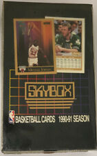 1990-91 Skybox Hoops Series 1 Basketball Hobby Box Sealed 36 Pack FREE SH
