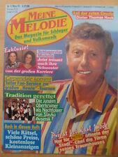 MEINE MELODIE 3 - 1994 * Dieter Thomas Heck Michelle Carpendale Oberkrainer