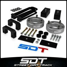 "For 07-18 Chevy GMC Silverado Sierra 3.5"" Front + 3"" Rear Lift Kit w/Shims+ Diff"