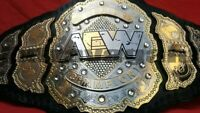 WWE World AEW Championship Wrestling Belt Copy