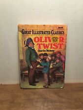 Great Illustrated Classics Oliver Twist by Charles Dickens HC