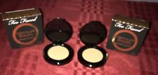 2X Too Faced Chocolate Soleil Medium/Deep Matte Bronzer Deluxe Size 2.5g/.08oz