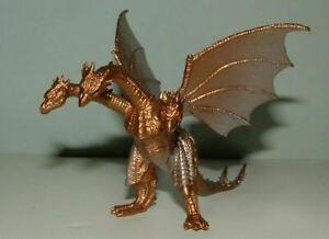BANDAI Gashapon HG CRETACEOUS KING GHIDORAH Mini Figure Godzilla Series 5