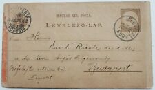 Hungary – 1916 Love Letter on Postal Stationery Card – Super Item (Se6)