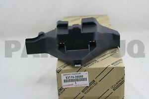 5311535050 Genuine Toyota BRACKET, RADIATOR GRILLE 53115-35050