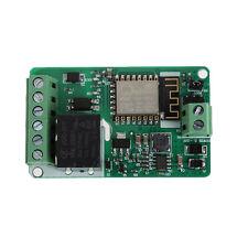 ESP8266 220V 10A Network Relay WIFI Module Input DC 7-30V DIY Electronic 1pc