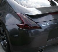 FOR 09-20 370Z TAIL LIGHT PRECUT SMOKE TINT OVERLAYS