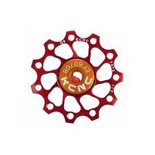 KCNC Jockey Wheel Pulley Ultra Light 11T Shimano Campagnolo SRAM BIKE RED