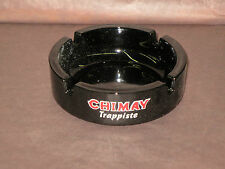 New! CHIMAY! Trappist Ale Belgian Brewery Ceramic Ash Tray / Tobacciana / Beer