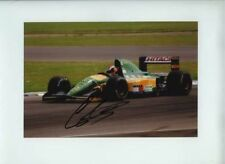 Johnny herbert lotus 107 F1 saison 1992 signé Photo 6