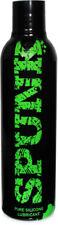 Spunk Lube Pure Silicone Hypoallergenic Clear Silicone Sex Lubricant 8 oz