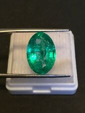 8.80 cts. Natural Transparent Colombian Emerald Estate Collection Lot 862