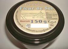 Fleur de Sel Flor de Sale Salzblume 150g Glas original aus Frankreich Salz