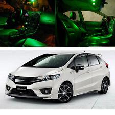 For Honda Fit Jazz Green Xenon LED Light Lamp Bulb Interior Package 2014-2016