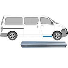 Vollgarage für Toyota Hiace H200 Länge 5380mm Kastenwagen 08.04