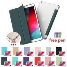 "Folio Leather Case Cover For iPad 5/6/7th Pro 10.5 11 9.7"" 10.2"" 2020/19/18 Mini"