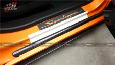 2004-2015 Lamborghini Gallardo Superlaggera Style Carbon Fiber Door Sill Covers