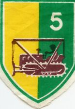 ARVN 5th Combat Engineers Patch