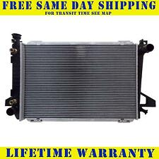 1453 NEW RADIATOR WITH CAP FOR FORD FITS BRONCO F-150 F-250 F-350 5.0 5.8 V8