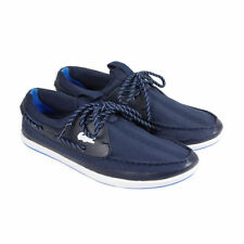 Lacoste Canvas Loafers Shoes for Men