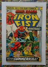 MARVEL PREMIERE #24 - SEPT 1975 - MONSTROID APPEARANCE - VFN- (7.5) PENCE COPY