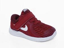 Scarpe sportive Bambino Nike Revolution 4 TD 943304-601 Rosso-bianco Mesh 25