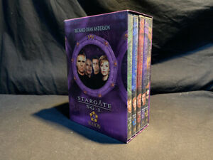 Stargate SG1 DVD Season 5 R1- VGC