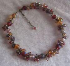 Glass Amber Fashion Jewellery