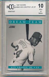 1991 Score Ken Griffey Jr (HOF) (Dream Team) (#892) BCCG10 BCCG