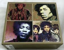 Jimi Hendrix The Experience Collection 4 CD Box Set Mint