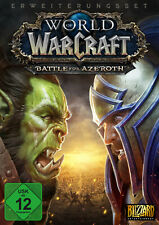 Blizzard | WOW | World of WarCraft: Battle For Azeroth | PC | AddOn