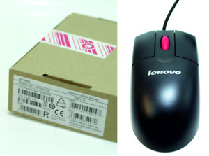 Cheap Brand New Mouse Lenovo Optical USB wired Mouse MO28UOB 06P4069 Box Pack